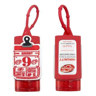 LIMITED NDP EDITION Lifebuoy Calendar Hanger Hand Sanitizer 50ml