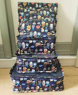🚚 🔥🔥麵包超人旅行居家收納分類袋#家居88