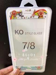 Iphone 7/8 plus 麵包超人 mon貼 $40@1 包郵