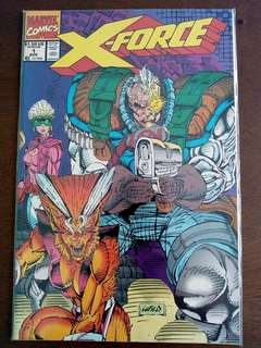 X-Force 1991 Marvel Comics Issue 1