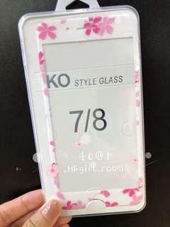 Iphone 7/8 plus 櫻花 mon貼 $40@1 包郵