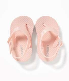 Old Navy Baby Girl Flip Flops