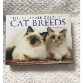 Cat Breed Complete Encyclopedia