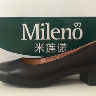[徵] 米蓮諾Mileno 同款黑色高跟鞋一對