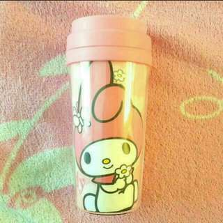 全新 💟💟 My Melody 咖啡杯/ 水樽 Coffee Mug/ Water Bottle