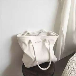 帆布 拉鍊 袋 手提袋 容量大 可清洗 耐用                        jjjj