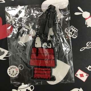 📮包平郵🆕日本購入Snoopy 旅行 行李牌