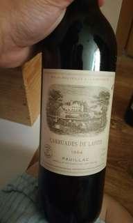 法國波爾多紅酒 Carruades de Lafite