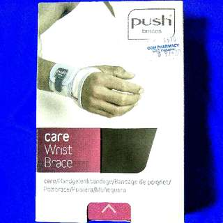 Right Side Wrist Brace Care
