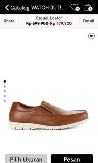 watchout! shoes casual loafer