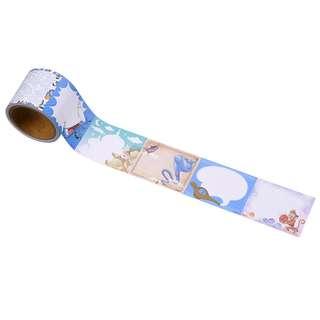 Japan Disneystore Disney Store Aladdin Roll Magic Sticky Note Pad