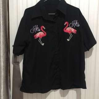 Kemeja Flaminggo NEW