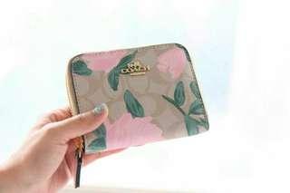 Coach short wallet