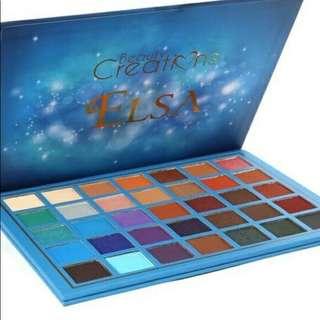 🚚 Beauty Creation Elsa Eyeshadow Palette