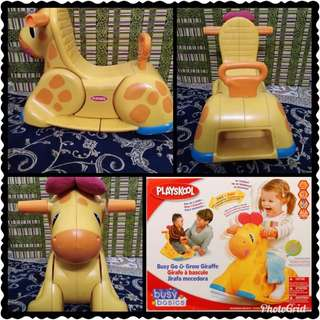 Hasbro Playskool Let'S Play Together Go & Grow Giraffe