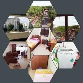 Room on rent Ang Mo kio MRT | immediate available | No Agent Fee | Free Wifi/PUB |180 Ang Mo Kio Avenue 5