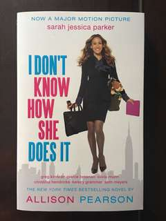 Book - I Don't Know How She Does It