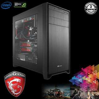 High Settings Gaming Desktop for Fortnite & PubG