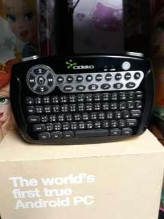 Air Keyboard - Motion Wireless Keyboard