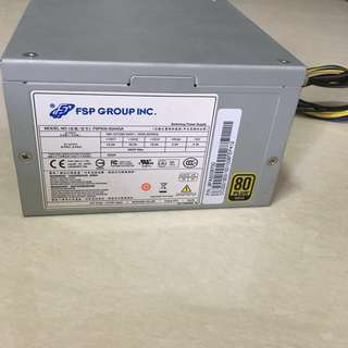 80+ Gold 500W Power Supply