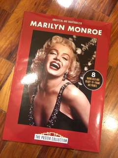 Marilyn Monroe Art Prints