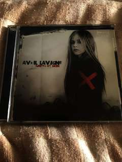 AVRIL LAVIGNE- UNDER YOUR SKIN. China release edition