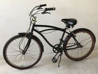 Beach Cruiser Bicycle (Vintage)