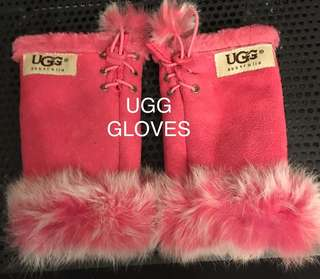 Authentic UGG Gloves