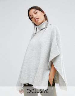 Micha Lounge Knit Poncho