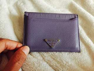 Prada Card holder (Authentic)
