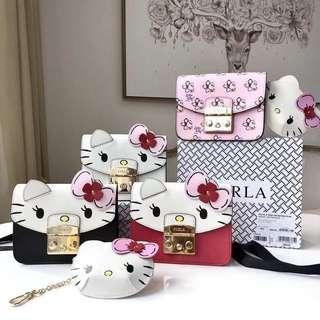 Furla kitty limited edition