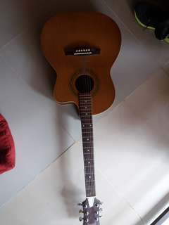 Vintage Acoustic Gibson Guitar 1995 (JAPAN)