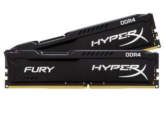 Kingston HyperX Fury 16GB Kit DDR4 2666Mhz CL16