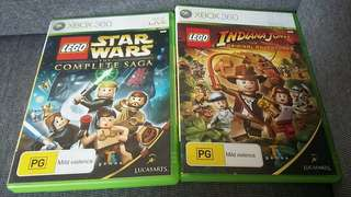 Lego  games selecton for kids