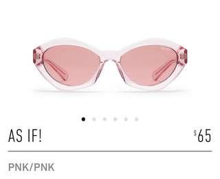 QUAY Sunglasses - AS IF