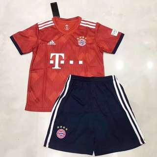 18/19 Bayern Munich Kids jersey