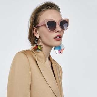 ZARA sunglasses new with tag