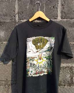 tshirt band greenday