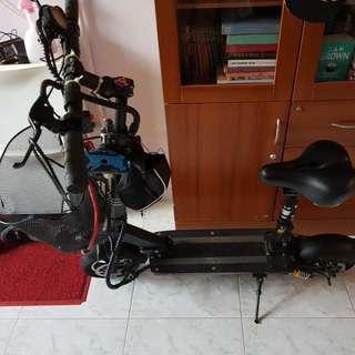 HI Bro sell E-scooter