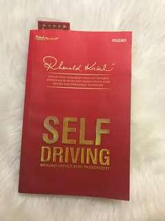 Rhenald Kasali - Self driving