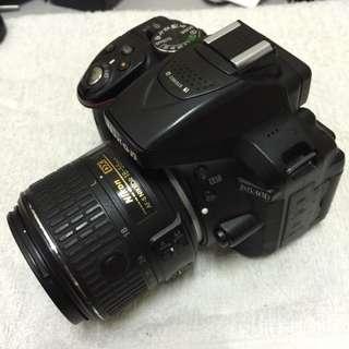 Nikon D5300 18-55 kit