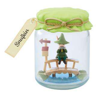 史力奇款 Re-ment Moomin Jam Bottle Terrarium 樽