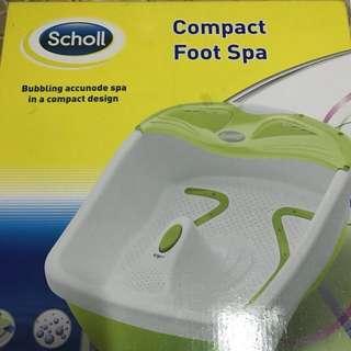 Scholl Foot Spa