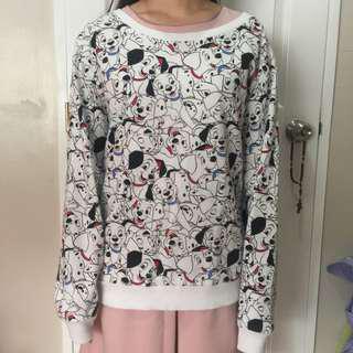101 Dalmatians Sweater