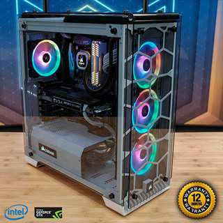 Corsair Gaming PRO RGB Build [Extreme High End System]