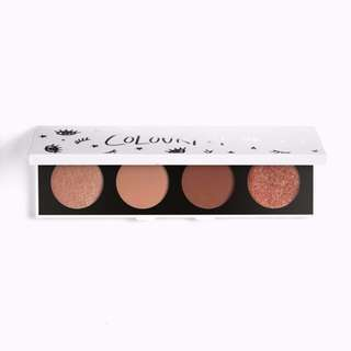 ✨ INSTOCK SALE: COLOURPOP ON THE DAILY Pressed Powder Shadow Palette