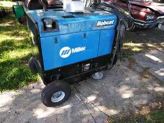 🚚 Miller 225 Welder Generator