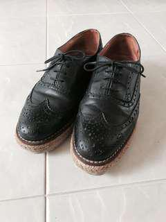 Asos full Leather Oxford shoes
