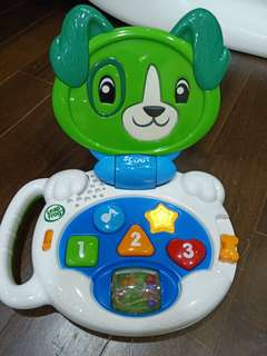 Leap Frog Musical Toy