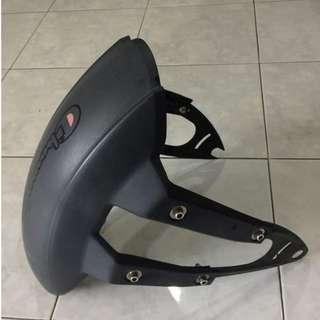 Elegant Universal Modified Splash Guard for Motorbikes